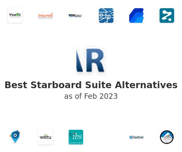 Best Starboard Suite Alternatives