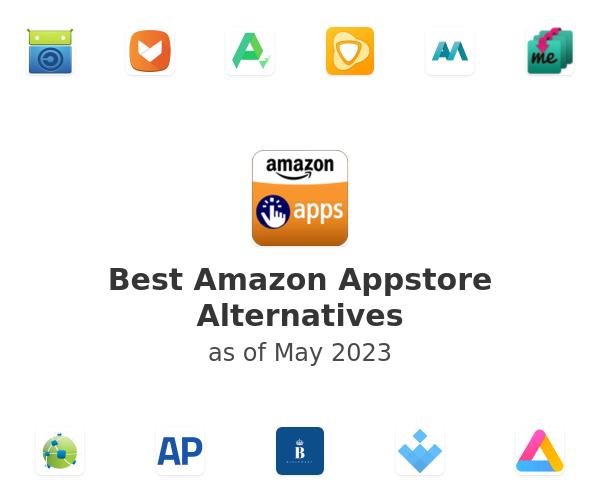 Best Amazon Appstore Alternatives