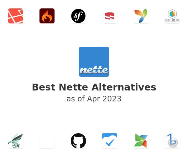 Best Nette Alternatives