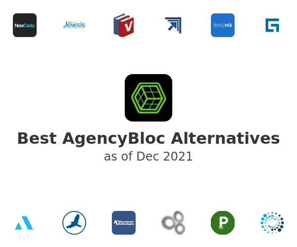 Best AgencyBloc Alternatives