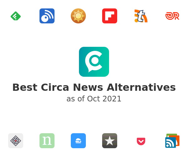 Best Circa News Alternatives