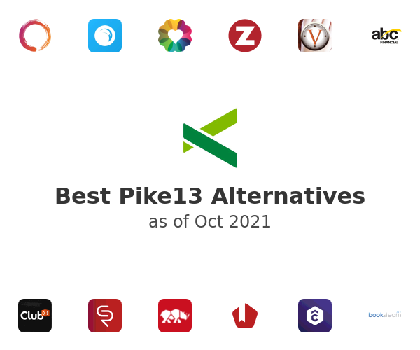 Best Pike13 Alternatives