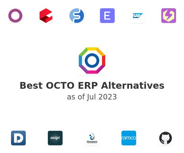 Best OCTO ERP Alternatives