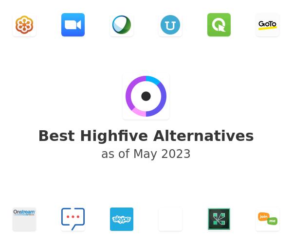 Best Highfive Alternatives
