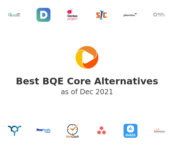 Best BQE Core Alternatives
