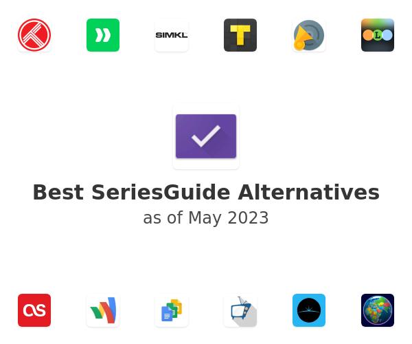 Best SeriesGuide Alternatives