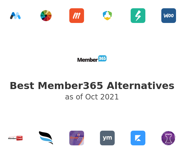 Best Member365 Alternatives