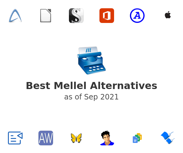 Best Mellel Alternatives