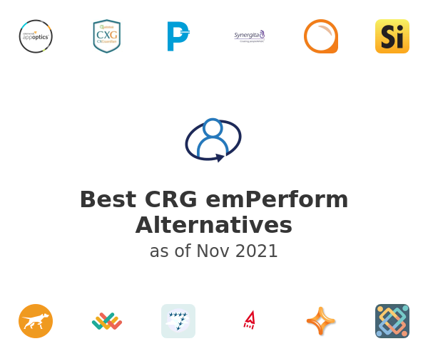 Best CRG emPerform Alternatives
