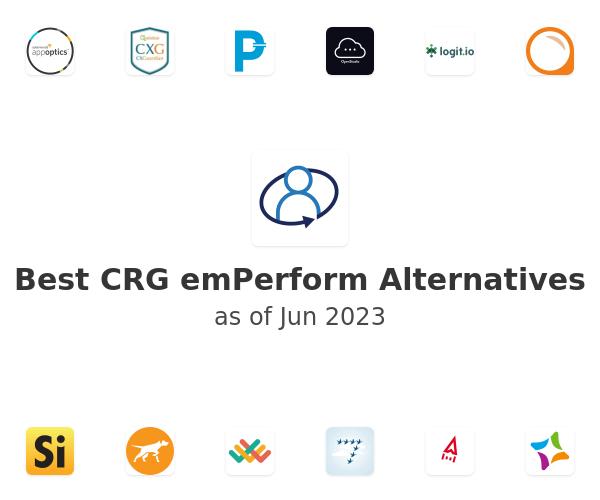 Best CRG emPerform Alternatives