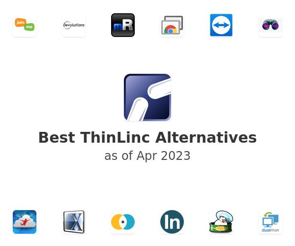 Best ThinLinc Alternatives