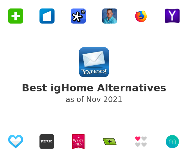 Best igHome Alternatives