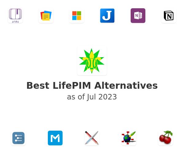 Best LifePIM Alternatives