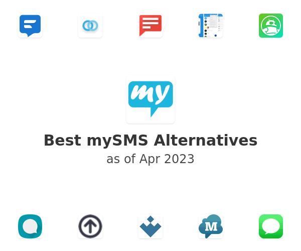 Best mySMS Alternatives