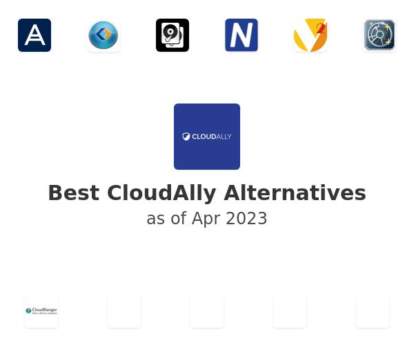 Best CloudAlly Alternatives