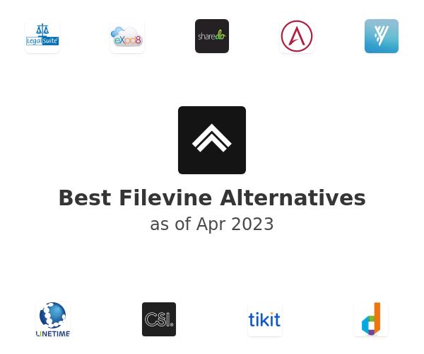 Best Filevine Alternatives