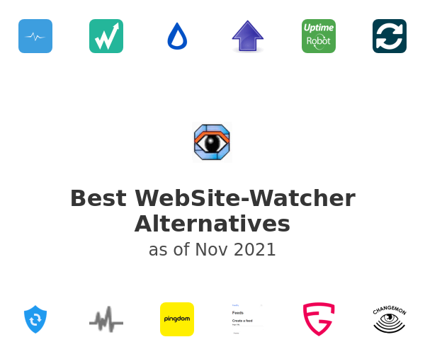 Best WebSite-Watcher Alternatives