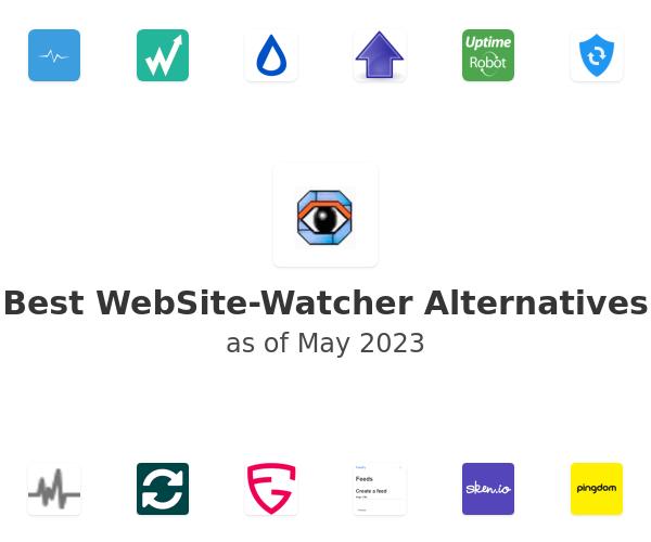 Best WebSite-Watcher Alternatives