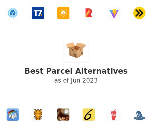 Best Parcel Alternatives