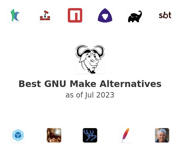Best GNU Make Alternatives