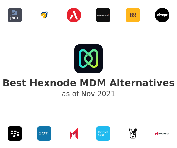 Best Hexnode MDM Alternatives