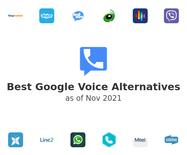 Best Google Voice Alternatives