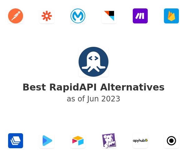 Best RapidAPI Alternatives