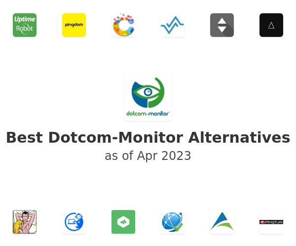 Best Dotcom-Monitor Alternatives
