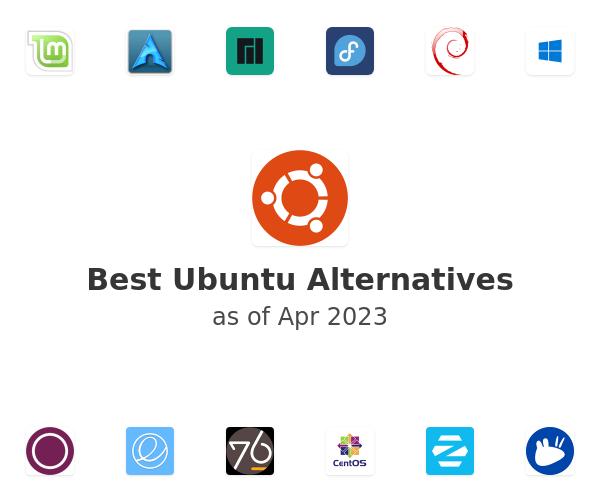 Best Ubuntu Alternatives