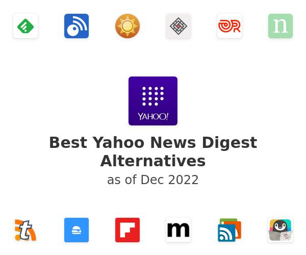 Best Yahoo News Digest Alternatives