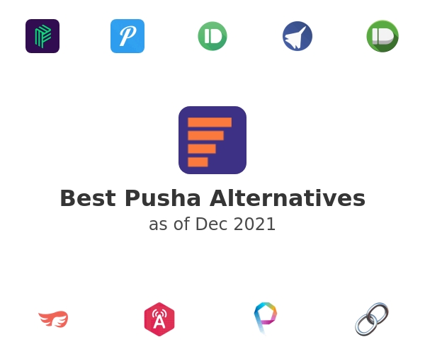 Best Pusha Alternatives