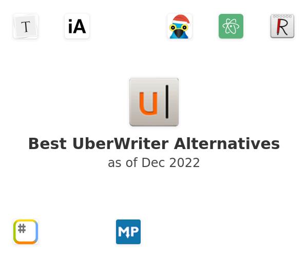 Best UberWriter Alternatives