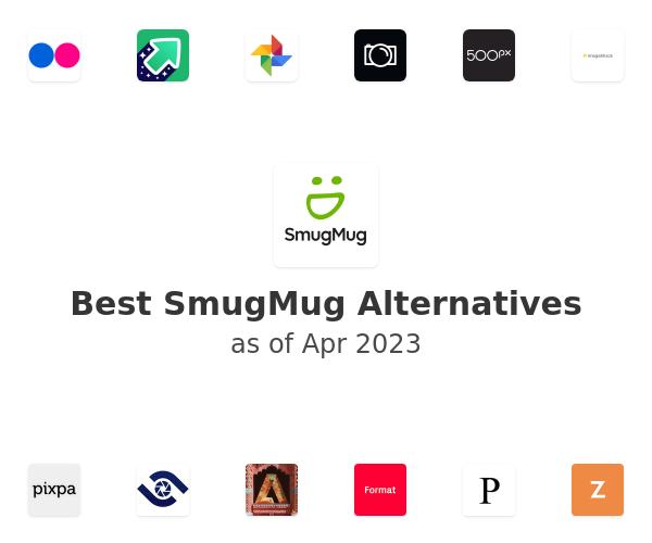 Best SmugMug Alternatives