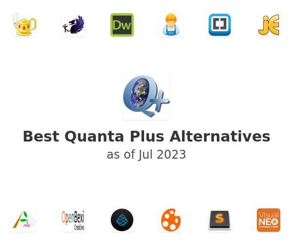 Best Quanta Plus Alternatives