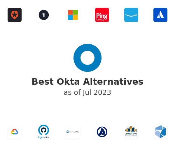Best Okta Alternatives