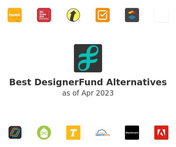 Best DesignerFund Alternatives