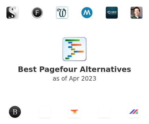 Best Pagefour Alternatives