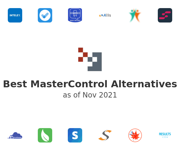 Best MasterControl Alternatives