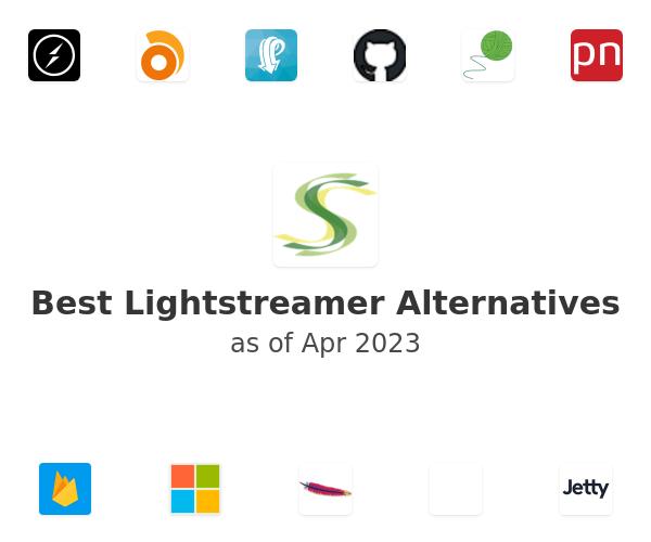 Best Lightstreamer Alternatives