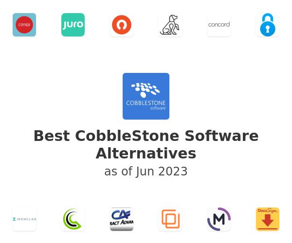 Best CobbleStone Software Alternatives