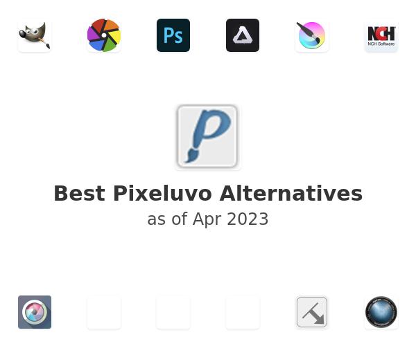 Best Pixeluvo Alternatives