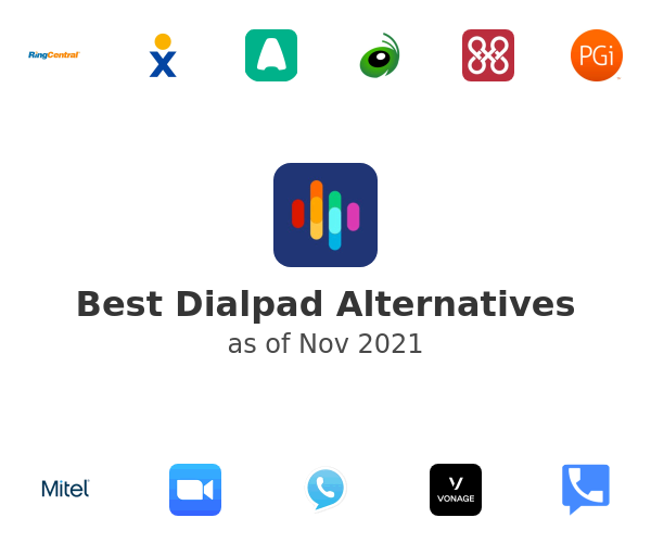 Best Dialpad Alternatives