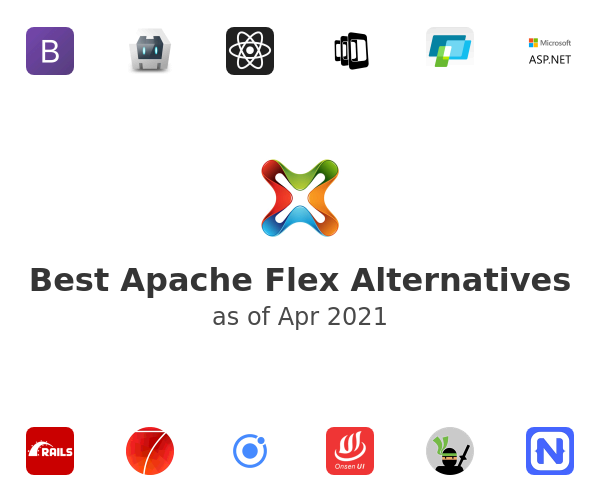 Best Apache Flex Alternatives