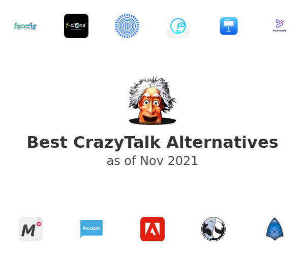 Best CrazyTalk Alternatives