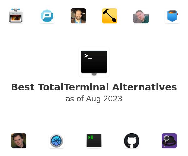 Best TotalTerminal Alternatives