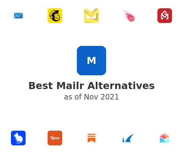 Best Mailr Alternatives