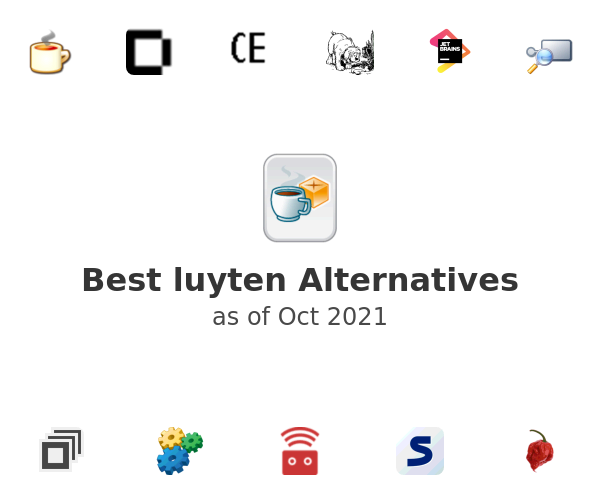 Best luyten Alternatives