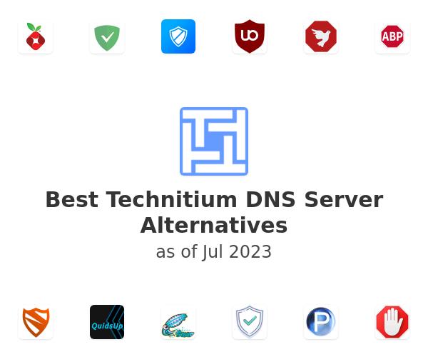 Best Technitium DNS Server Alternatives