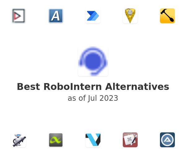 Best RoboIntern Alternatives
