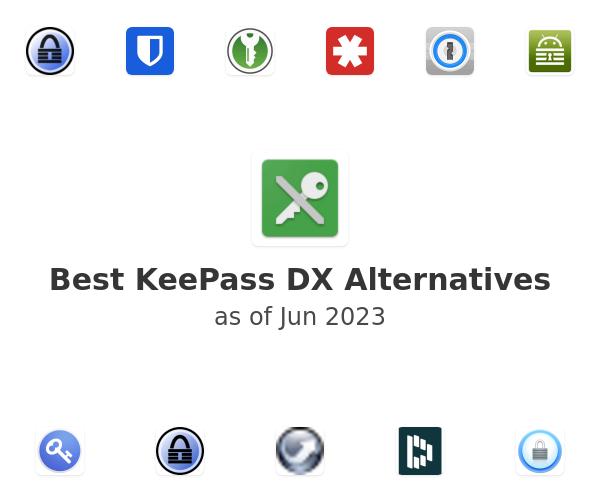 Best KeePass DX Alternatives